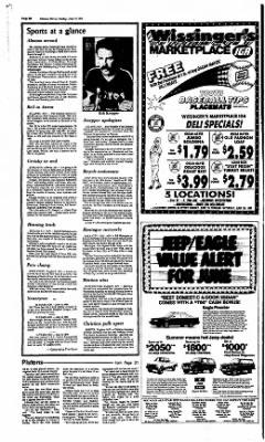 Altoona Mirror from Altoona, Pennsylvania on June 19, 1988 · Page 40
