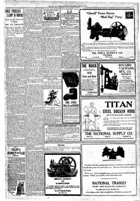 The Oil City Derrick from Oil City, Pennsylvania on April 30, 1918 · Page 5