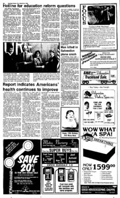 The Paris News from Paris, Texas on March 22, 1985 · Page 8