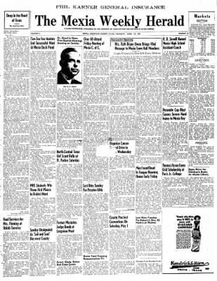 The Mexia Weekly Herald from Mexia, Texas on April 29, 1948 · Page 17