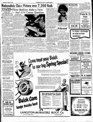 The Courier News from Blytheville, Arkansas on April 3, 1950 · Page 9