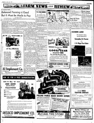 The Courier News from Blytheville, Arkansas on January 30, 1953 · Page 9