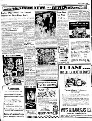 The Courier News from Blytheville, Arkansas on January 30, 1953 · Page 10