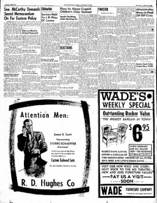 The Courier News from Blytheville, Arkansas on April 3, 1950 · Page 12