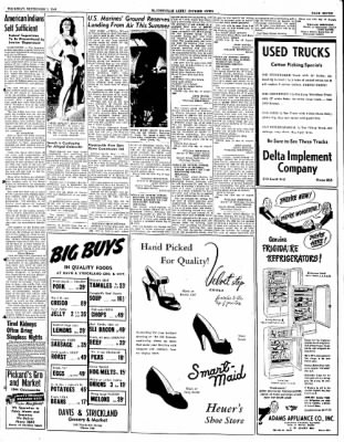 The Courier News from Blytheville, Arkansas on September 1, 1949 · Page 7