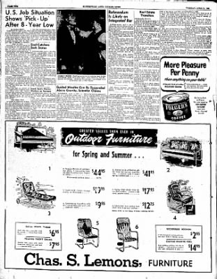 The Courier News from Blytheville, Arkansas on April 4, 1950 · Page 2