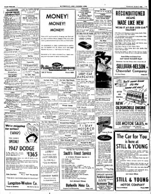 The Courier News from Blytheville, Arkansas on June 7, 1949 · Page 12
