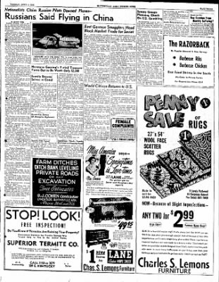 The Courier News from Blytheville, Arkansas on April 4, 1950 · Page 3