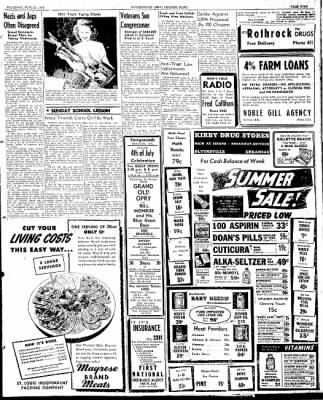 The Courier News from Blytheville, Arkansas on June 27, 1946 · Page 9