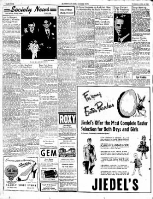 The Courier News from Blytheville, Arkansas on April 4, 1950 · Page 4