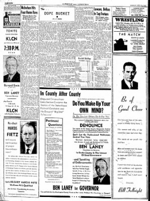 The Courier News from Blytheville, Arkansas on July 24, 1944 · Page 4