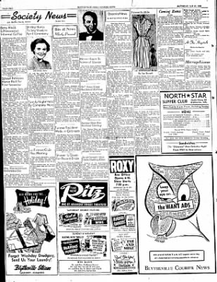The Courier News from Blytheville, Arkansas on January 31, 1953 · Page 2