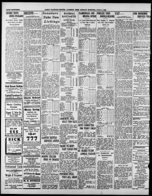 Clarion-Ledger from Jackson, Mississippi on July 5, 1936 · Page 18