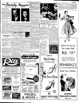 The Courier News from Blytheville, Arkansas on September 27, 1951 · Page 5