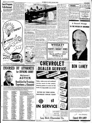 The Courier News from Blytheville, Arkansas on July 24, 1944 · Page 7