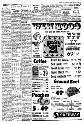 The Courier News from Blytheville, Arkansas on July 18, 1966 · Page 3