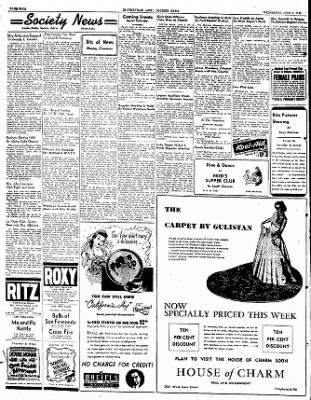 The Courier News from Blytheville, Arkansas on June 8, 1949 · Page 4