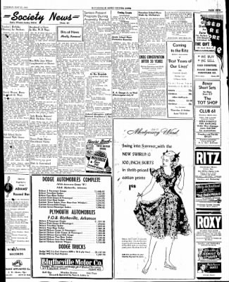 The Courier News from Blytheville, Arkansas on May 27, 1947 · Page 3