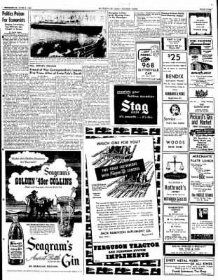 The Courier News from Blytheville, Arkansas on June 8, 1949 · Page 9