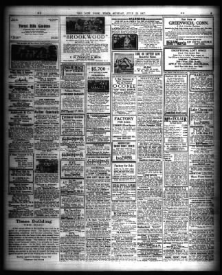 The New York Times from ,  on July 22, 1917 · Page 33