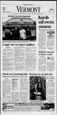 The Burlington Free Press from Burlington, Vermont on October 4, 2006 · Page 15