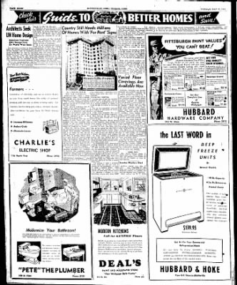 The Courier News from Blytheville, Arkansas on May 27, 1947 · Page 8
