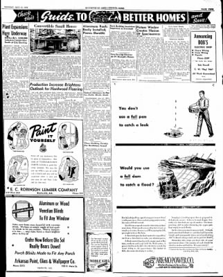 The Courier News from Blytheville, Arkansas on May 27, 1947 · Page 9