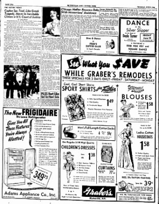 The Courier News from Blytheville, Arkansas on June 9, 1949 · Page 2