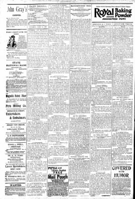 Logansport Pharos-Tribune from Logansport, Indiana on June 13, 1896 · Page 4