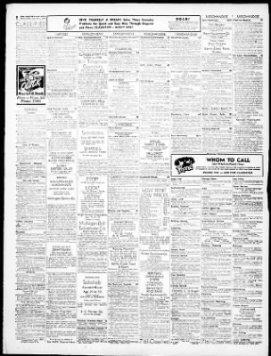Battle Creek Enquirer From Michigan On November 3 1951 Page 8