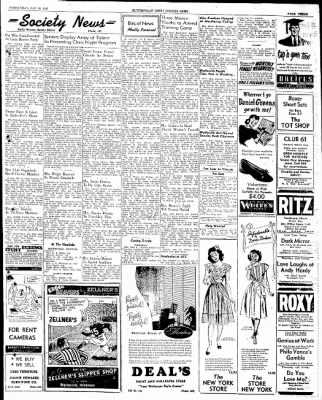 The Courier News from Blytheville, Arkansas on May 28, 1947 · Page 3