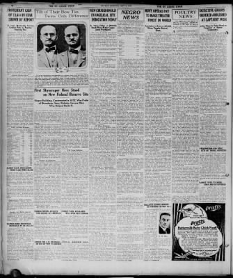 The St. Louis Star and Times from St. Louis, Missouri on May 6, 1923 · Page 18