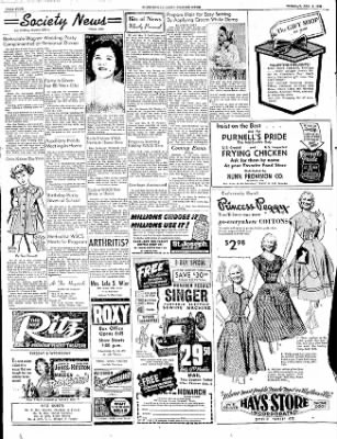 The Courier News from Blytheville, Arkansas on February 3, 1953 · Page 4