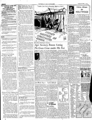The Courier News from Blytheville, Arkansas on February 3, 1953 · Page 6