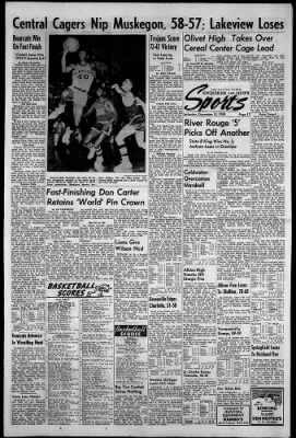 Battle Creek Enquirer From Michigan On December 12 1959 Page 10