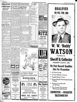 The Courier News from Blytheville, Arkansas on July 27, 1944 · Page 8