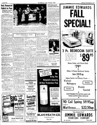 The Courier News from Blytheville, Arkansas on September 5, 1949 · Page 2