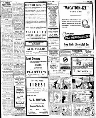 The Courier News from Blytheville, Arkansas on July 1, 1946 · Page 9