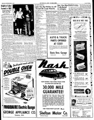 The Courier News from Blytheville, Arkansas on September 5, 1949 · Page 3