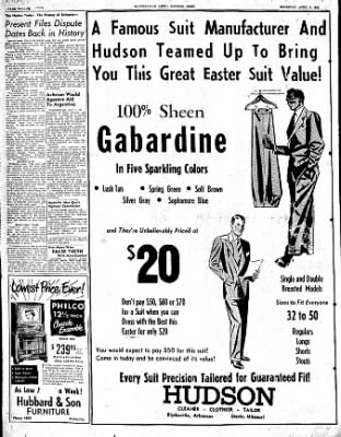 The Courier News from Blytheville, Arkansas on April 6, 1950 · Page 12