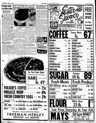 The Courier News from Blytheville, Arkansas on April 6, 1950 · Page 13