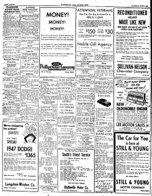 The Courier News from Blytheville, Arkansas on June 9, 1949 · Page 17