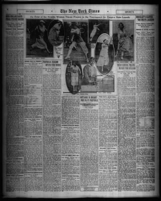 The New York Times from New York, New York on September 22, 1918 · Page 32