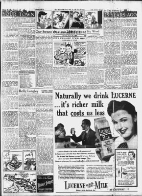 Oakland Tribune from Oakland, California on March 22, 1948 · Page 11