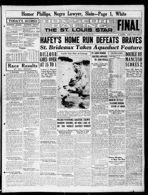 St. Louis Star and Times from St. Louis, Missouri on June 18, 1931 ...