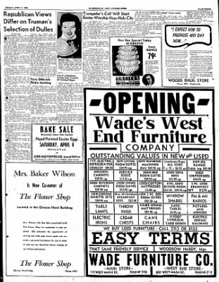 The Courier News from Blytheville, Arkansas on April 7, 1950 · Page 3