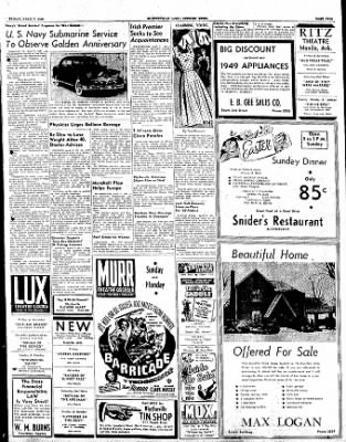 The Courier News from Blytheville, Arkansas on April 7, 1950 · Page 5