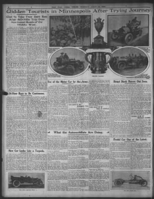 The New York Times from New York, New York on July 18, 1909 · Page 30