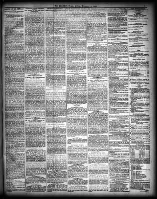 The New York Times from New York, New York on January 18, 1884 · Page 5