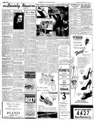 The Courier News from Blytheville, Arkansas on September 6, 1949 · Page 4